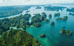 Hướng tới mục tiêu 30 triệu khách vào năm 2030, Quảng Ninh khai trương dịch vụ du lịch bằng trực thăng quanh vịnh Hạ Long