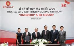 Tập đoàn Hàn Quốc chi 1 tỷ USD mua cổ phiếu Vingroup