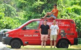 """Ninja Van – startup được đại gia Grab """"chọn mặt gửi vàng"""": CEO làm 22 tiếng 1 ngày, ngủ tại văn phòng, không tuyển người có kinh nghiệm"""