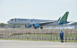 Bamboo Airways tiếp tục dẫn đầu về tỷ lệ đúng giờ bay
