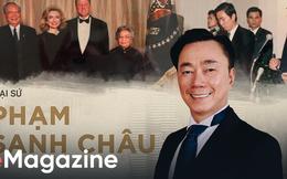 Đại sứ Phạm Sanh Châu kể về chuyến công du Mỹ của Chủ tịch nước Lê Đức Anh: Cuộc nói chuyện khi cửa xe an ninh mở sẵn và súng đã lên nòng