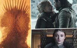 Game of Thrones tập cuối: Thất vọng toàn tập, nhận về số điểm thấp không tưởng trên IMDB kèm vô số những chỉ trích