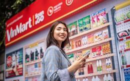 """Vingroup mở """"Siêu thị Vinmart 4.0"""" - Virtual Store đầu tiên tại Việt Nam: Khách chỉ cần nhìn áp phích và quét mã QR, 2 tiếng sau hàng đã tới cửa nhà"""