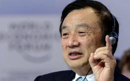 """Tỉ phú sáng lập Huawei gọi Apple là """"thầy"""""""