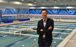 Giấc mộng Olympic tan tành vì chịu thua kình ngư Michael Phelps, VĐV bơi lội quyết định mở trường dạy bơi cho trẻ em và trở thành ông chủ startup thành đạt
