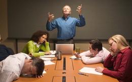 Bí mật đằng sau vị sếp thích họp hành: Cảm giác làm tròn bổn phận lãnh đạo khi chủ trì một 'đàn con ngoan' ngồi chung phòng họp