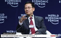 """""""Make in Vietnam"""" và những doanh nghiệp công nghệ góp phần đưa Việt Nam hùng cường trong mắt Bộ trưởng Nguyễn Mạnh Hùng"""