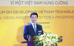 Câu chuyện thành phố 'không ngóc đầu lên được' trở thành top đầu thế giới về blockchain và chiêm nghiệm của Bộ trưởng Nguyễn Mạnh Hùng