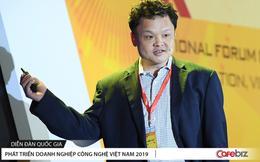 TGĐ VCCorp Nguyễn Thế Tân: Việt Nam có hàng trăm nghìn lập trình viên outsource đang chờ một bài toán lớn, một doanh nghiệp Việt lớn để làm việc