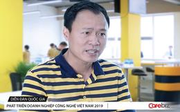 CEO Be Group: Dữ liệu người dùng là tài nguyên quốc gia, doanh nghiệp Việt phải làm chủ được tài nguyên này