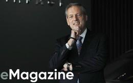 """CEO VinFast: """"Hai chiếc xe của VinFast sẽ thay thế được Mercedes"""""""