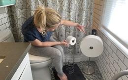 P&G ra mắt 'giấy vệ sinh vĩnh cửu' khổng lồ dành cho người độc thân: 1 tháng mới phải thay 1 lần!