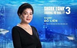 """Shark Đỗ Liên - """"Cá mập"""" mới trong Shark Tank Việt Nam mùa 3: Từ cô giáo dạy văn đến """"madame"""" ngành bảo hiểm"""