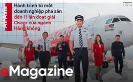 AirAsia: Hành trình từ một doanh nghiệp phá sản đến 11 lần đoạt giải Oscar của ngành Hàng không