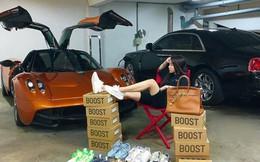 Nữ rich kid Việt 20 tuổi với bộ sưu tập siêu xe vượt mặt Cường Đô la