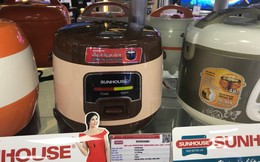 Sunhouse lên tiếng về hình ảnh nồi cơm điện xuất xứ Trung Quốc nhưng dán tem hàng Việt: Do đối tác ghi nhầm thông tin