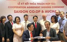 Saigon Co.op chính thức nhận tiếp quản Auchan Việt Nam