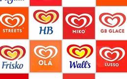 """""""Một logo, trăm thương hiệu"""" - Chiến thuật thông minh giúp Wall's trở thành hãng kem phổ biến nhất thế giới"""