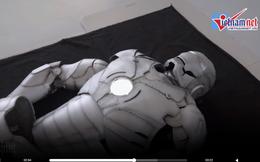 Đã có bộ đồ đặc biệt giúp người thường bay lượn như Iron Man