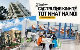 Top 3 trường đào tạo ngành Kinh tế hàng đầu Hà Nội: ĐH Kinh tế Quốc dân vượt mặt Ngoại thương?