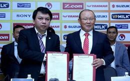 HLV Park Hang Seo chốt ký hợp đồng trước SEA Games 30