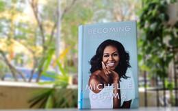 """""""Chất Michelle"""" - hồi ký của cựu Đệ nhất Phu nhân Hoa Kỳ Michelle Obama là cuốn sách có giá bản quyền cao nhất lịch sử xuất bản Việt Nam?"""