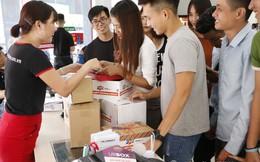 FPT Shop thu về 10 tỉ đồng chỉ sau 48 giờ từ trang web bán hàng Mỹ