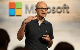 Lợi nhuận vượt dự báo, cổ phiếu Microsoft lập kỷ lục