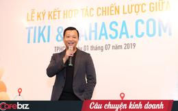 """Sau khi bị phát hiện """"gián tiếp"""" bán sách giả trên sàn TMĐT, Tiki hợp tác chiến lược với Fahasa.com nhằm bảo vệ tác quyền"""