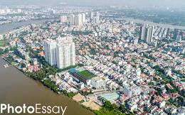 """""""Nhà giàu cũng khóc"""" trong những khu biệt thự sang chảnh bậc nhất Sài Gòn"""