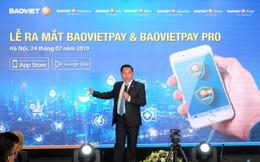 Doanh nghiệp số 1 ngành bảo hiểm Việt Nam tham gia mảng payment, ra mắt BaovietPay