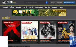 Một loạt trang phim lậu vừa chiếu phim 18+, vừa quảng cáo cờ bạc, thu tiền công khai