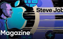 Steve Jobs: Kẻ mù code, mù công nghệ và bài học để đời cho cả thế giới hi-tech