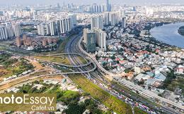 Những cửa ngõ ra vào trung tâm Sài Gòn đang bị 'bóp nghẹt' như thế nào?