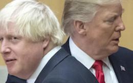 """Ông Trump nói Mỹ và Anh sắp có thỏa thuận thương mại """"rất lớn"""""""