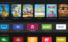 """Dịch vụ truyền hình OTT trong nước: Gần 90% dùng miễn phí, quảng cáo giá """"bèo bọt"""""""