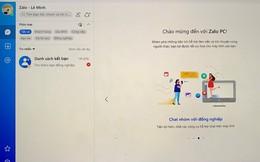 VNG vẫn chưa nộp hồ sơ xin phép mạng xã hội cho Zalo