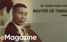 """Ông Nguyễn Cơ Thạch và những cuộc đấu trí ở LHQ """"giải vây"""" cho Việt Nam"""