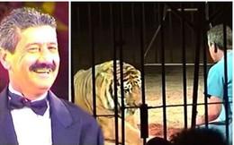 Nghệ sĩ xiếc thú hàng đầu thế giới bị 4 con hổ vồ chết trong 30 phút trước sự sững sờ của nhiều người