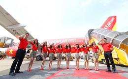 Vận chuyển hành khách giảm, doanh thu Vietjet Air vẫn tăng mạnh 46%