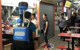 Hỗ trợ du lịch tốt như Singapore: Dùng Google Maps để du khách tìm được quầy bán hàng rong tại Hawker Center