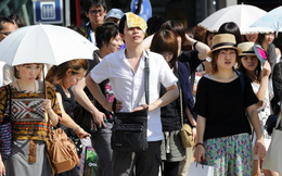 Sóng nhiệt tại Nhật Bản khiến 11 người thiệt mạng và gần 6000 người nhập viện