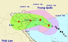"""Bão số 3 mạnh thêm, giật trên cấp 12 """"trực chỉ"""" vào Quảng Ninh-Hải Phòng"""
