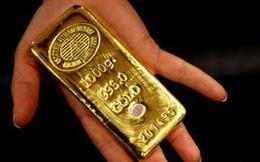 Giá vàng chốt lại tuần tăng mạnh