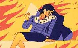 Phụ nữ có một loại bản năng là ghen tị: Nếu bạn thật lòng chúc phúc cho người phụ nữ khác, bạn sẽ hạnh phúc hơn