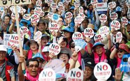 Nhật Bản cảnh báo công dân đi lại Hàn Quốc mùa cao điểm