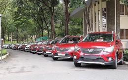Vingroup hợp tác với FastGo tham gia thị trường xe công nghệ, cạnh tranh với Grab, Be, Mygo...