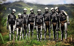 Ảnh: Những bộ lạc với phong tục độc đáo sống tách biệt với thế giới