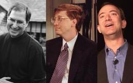 Giật mình với 9 tiên đoán 'trúng phóc' của 3 CEO Jeff Bezos, Bill Gates và Steve Jobs