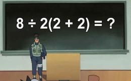 """Bài toán đơn giản này đang """"gây lú"""" dân mạng khắp thế giới"""